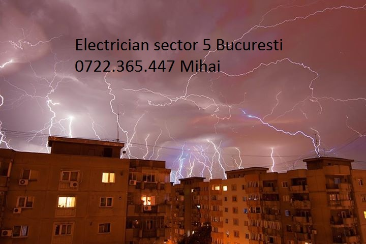 electrician sector 5